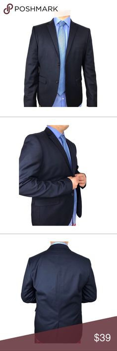 EXPRESS SLIM FIT SUIT JACKET EXPRESS SLIM FIT SUIT JACKET size 44R. Used suit jacket in mint condition. Slim fit. Feel free to ask any questions and/or make an offer. Express Suits & Blazers