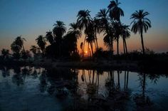 #This is Egypt .. The Nile river