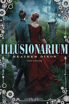 Mini Book Reviews: Illusionarium by Heather Dixon, Jack: The True Story of Jack and the Beanstalk, and The Cuckoo's Calling by Robert Galbraith/J.K. Rowling