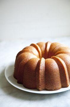 Perfect Lemon Bundt Cake from Sarabeth's