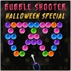 Bubble Shooter Halloween Pack - http://www.funtime247.com/action/bubble-shooter-halloween-pack/ - Bubble Shooter Halloween Special is a classical bubble shooter game with exclusive levels. There will be 40 exciting levels in this game. You can shoot a ball after setting direction with the help of mouse. To finish a level you must remove all the bubbles appearing on the board. Bubbles can be...