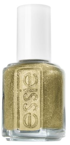 Go-to gold nail polish. Great shimmer and lasts so long, too!