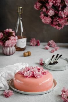 Prosecco, Mousse, Panna Cotta, 3 D, Berries, Cooking, Cake, Ethnic Recipes, Sweet