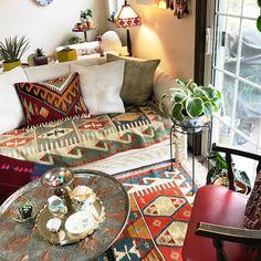 Kilim Rugs, Bohemian Rug, Boho, Comforters, Hand Weaving, Blanket, Pillows, Table, Furniture