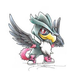 itsbirdy pokemon - Google Search