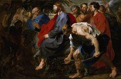Entry of Christ into Jerusalem by Anthony van Dyck - Anthony van Dyck - Wikimedia Commons