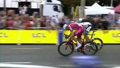 EN - The Flamme rouge - The last kilometre - Stage 21 (Évry > Paris Champs-Élysées)
