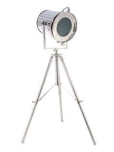 Retro Spotlight Floor Lamp (88 IN)
