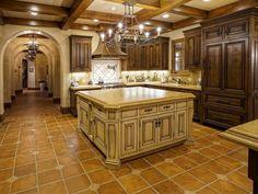 Custom Kitchen Cabinetry And Island Santa Barbara Mediterranean Home | Mediterranean  Style | Pinterest | Kitchen Cabinetry, Custom Kitchens And ...
