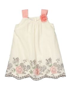 Embroidered Floral Dress by Pippa & Julie on Gilt.com