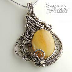 Yellow Aquamarine Mermaid Amulet | Flickr - Photo Sharing!