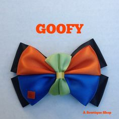 Hey, I found this really awesome Etsy listing at https://www.etsy.com/uk/listing/114615281/goofy-hair-bow