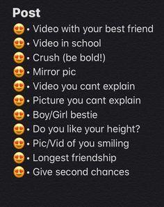 Snapchat Friend Emojis, Snapchat Posts, Snapchat Names, Snapchat Quotes, Instagram And Snapchat, Twitter Quotes, Instagram Quotes, Instagram Games, Instagram Snap