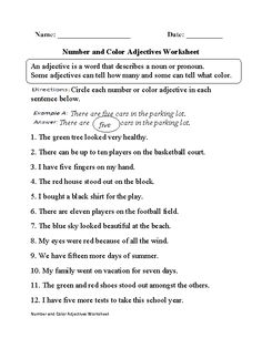 43 best Adjective images on Pinterest | Day Care, English grammar ...