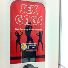 Sex gag anyone? Only €2.