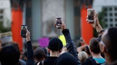 How to use your phone to record police violence safely and effectivelyPeople aim cell phones at a speaker as they march in Los Angeles to protest the decision in New York not to indict a police officer involved in the choke-hold death of Eric Garner on Dec. 6 2014.  Image: David McNew/Getty Images  By Katie Dupere2016-07-07 23:00:03 UTC  When it comes to shedding light on police violence the smartphone is an exceptionally powerful tool.  Videos that show the deaths of black people due to…