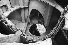 Conical Intersect by Gordon Matta-Clark, 1975