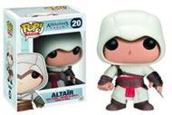 """One of the most popular video game franchises of the last decade joins Funko's fan-favorite POP! Vinyl Figures line with the new POP! Assassin's Creed figures! Fans of the series can collect stylized versions of Altair, Ezio, Connor, Edward, or the Plague Doctor, each standing 3 3/4"""" tall with articulation at the neck and shoulders. Collect all five! Window box packaging."""