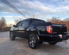 "Andrew Ells on Instagram: ""#bfgko2 #bfgtires #bfgko2tires #ridgelinesport #ridgeline #honda #hondatruck #hondaridgeline #liftedridgeline #teamridgeline…"" Honda Ridgeline, Truck, Trucks"