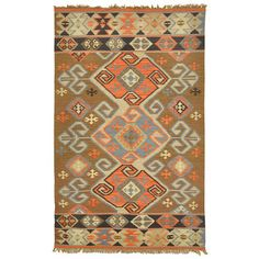 Classic Home Classic Home Diana Indoor/Outdoor Kilim Rug