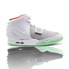 Nike Air Yeezy 2 NRG