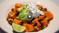 Chili zonder carne - recept | 24Kitchen