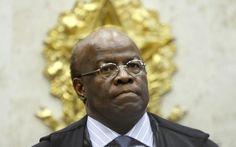 Impeachment não é legítimo, afirma Joaquim Barbosa