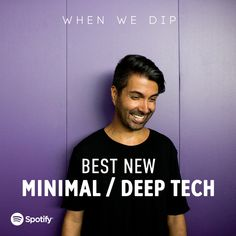 When We Dip: Minimal / Deep Tech Best New Tracks May 2021 Artwork: Matthew Dekay. A selection of tunes that bring some heat with their bassline on the dancefloor. AUDIO FORMAT MP3 320kbps CBR DOWNLOAD NiTROFLARE / ALFAFILE 50 TRACKS: Matthew Dekay – 1234 10:13 [SATYA] The Mekanism – Just A Feeling Now (Edit) 04:01 […] The post When We Dip: Minimal Deep Tech Best New Tracks May 2021 appeared first on MinimalFreaks.co.