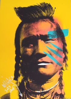 Native American Graphic