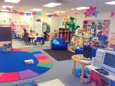 Adorable Preschool Classroom