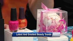 Summertime Beauty Trends on WJXT4    Check out video @wjxt.com