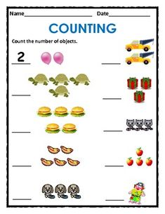 Printables Counting Worksheets 1-10 pinterest the worlds catalog of ideas 32 pages including cover and list featured worksheets students are asked to count a variety animals objects also instructed fill