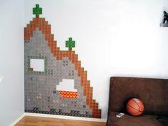 Build 3 D Papercraft Terrains: Minecraft Style