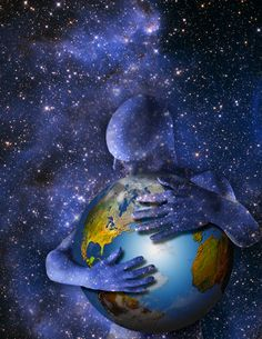 One Planet, One World for us all, Protect It People, PLEASE Protect It.  There is no option B.