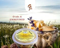 Organic Shea Butter is a pure and simple product that still provides huge benefits.