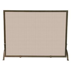 Declan Rectangle Fireplace Screen | World Market | Home | Pinterest