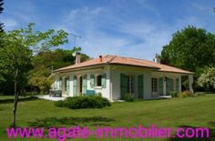Maison/Villa NOAILLAN 33730 #IMMOBILIER #GIRONDE