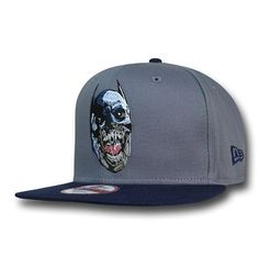 Images of Batman Zombie 9Fifty Snapback Cap