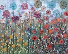 UK ~ Josephine Grundy ~ Autumn Meadow