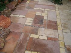 Flagstone Patio Patterns