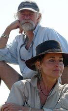 "Photographers, Filmmakers and Authors.  Their movie ""The Last Lions "" was fantastic.  Beverly & Dereck Joubert  do not just photograph and film Africa and its wildlife they also make it their home."