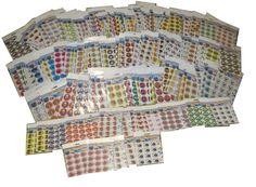 WACKY WHIFFER WHIFFERS BIG BOX 223PCKS MEGA LOT! Scratch&Sniff Stickers MAX…