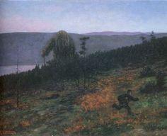 Kittelsen.  Norway.