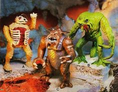 Inhumanoids.  This was the SCARIEST cartoon from my childhood.  I had to pin it just b/c these things STILL haunt my dreams from time to time!
