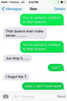 Horny conversations