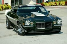 1970 Chevrolet Camaro Baldwin Chevrolet - Motion Performance modified 454 cid