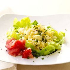Egg Salad Recipe Lunch with large eggs, large egg whites, chives, mayonnaise, dijon mustard, table salt, black pepper