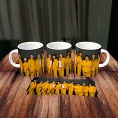 PACOTE DE ESTAMPAS MÁSCARAS DE PROTEÇÃO – CORONAVÍRUS (COVID-19)   ARTES PARA CANECAS Tapas, Mugs, Tableware, Crafts, Disney Mugs, Stampin Up, Personalized Mugs, Printables, Dressmaking
