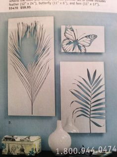 These are glass. Expensive catalog item but could paint back of glass with white paint and use stencil and art knife to scrape away paint.