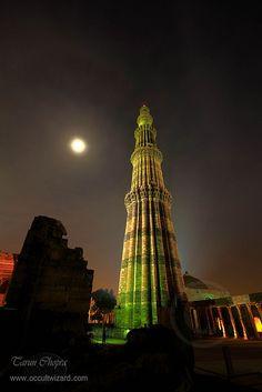 Qutab Minar - New Delhi, India